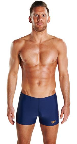 speedo Sports Logo Spodenki kąpielowe Mężczyźni niebieski